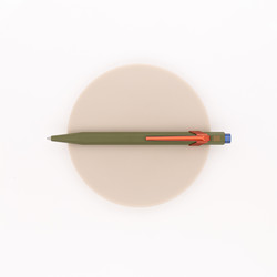 Caran d'Ache 849 Claim Your Style Ballpoint Pen Green Limited Edition