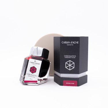 Caran d'Ache Divine Pink Ink Bottle 50 ml
