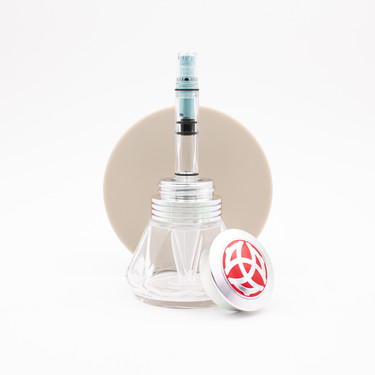 Twsbi Diamond 50 Calamaio Polished AL 50 ml
