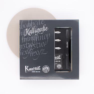 Kaweco Calligraphy Sport Set Black