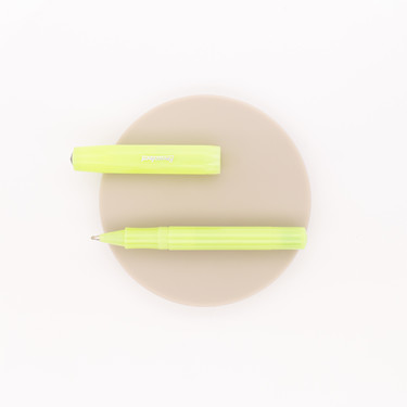 Kaweco Frosted Sport Penna Roller Fine Lime