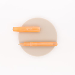 Kaweco Frosted Sport Rollerball Pen Soft Mandarin