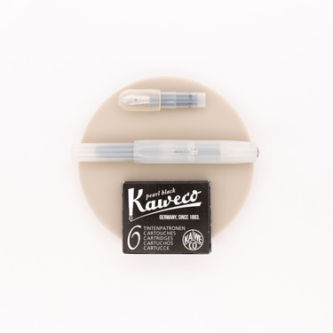 "Kaweco Calligraphy Set ""S"" Natural Coconut"