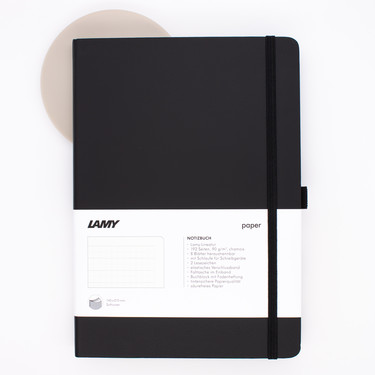 Lamy Softcover A5 Notebook Black
