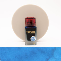 Twsbi 1791 Sky Blue Ink Bottle 18 ml Limited Edition