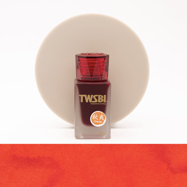 Twsbi 1791 Orange Inchiostro 18 ml Edizione Limitata