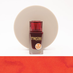 Twsbi 1791 Orange Ink Bottle 18 ml Limited Edition