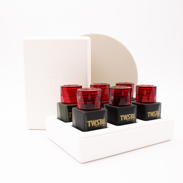 Twsbi 1791 Combo Color Set of 6 Ink Bottles Limited Edition