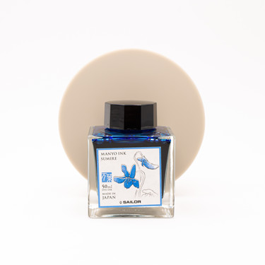 Sailor Manyo Sumire Ink Bottle 50 ml
