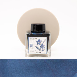 Sailor Manyo Kikyou Ink Bottle 50 ml