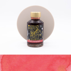 Diamine Shimmering Pink Champagne Inchiostro 50 ml