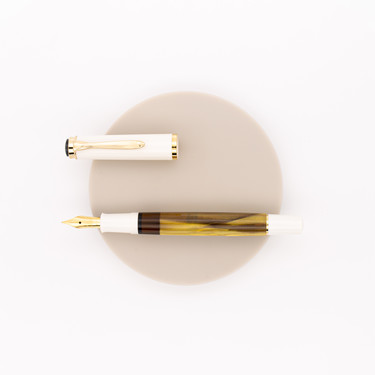 Pelikan Classic M200 Fountain Pen Gold Marbled Special Edition
