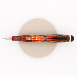Opus 88 Bela Fountain Pen Red