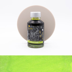 Diamine Shimmering Neon Lime Inchiostro 50 ml