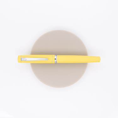 Platinum Procyon 100th Anniversary Fountain Pen Citron Yellow Special Edition