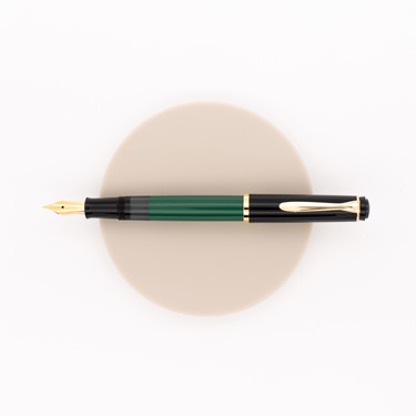 Pelikan M251 Fountain Pen Black & Green