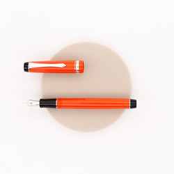 Pilot Custom Heritage 91 Fountain Pen Orange