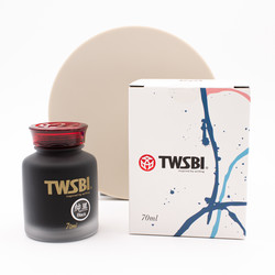 Twsbi Black Ink Bottle 70 ml