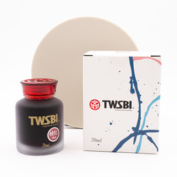 Twsbi Red Ink Bottle 70 ml