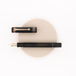 Aurora Internazionale Fountain Pen Black Limited Edition