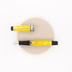 Aurora Optima 366 Fountain Pen Yellow 2020 Limited Edition