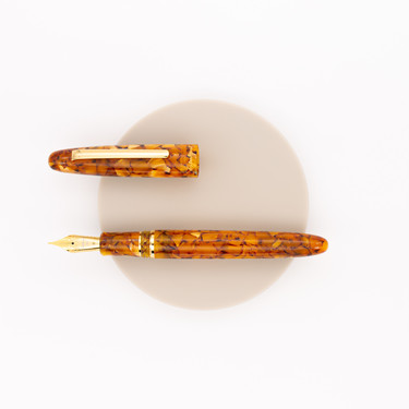 Esterbrook Estie Fountain Pen Honeycomb & Gold