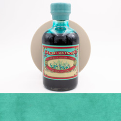 Herbin Vert Reseda Ink Bottle 500 ml 350th Anniversary Limited Edition