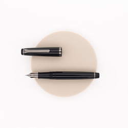 Sailor Lecoule Fountain Pen All Black