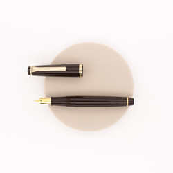Sailor Lecoule Fountain Pen Brown & Gold