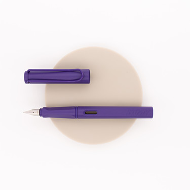 Lamy Safari Candy Fountain Pen Violet 2020 Special Edition