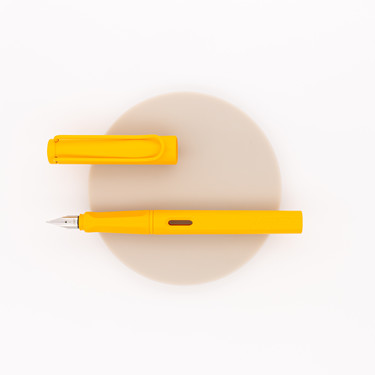 Lamy Safari Candy Fountain Pen Mango 2020 Special Edition