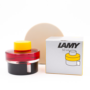 Lamy T52 Candy Mango Ink Bottle 50 ml 2020 Special Edition
