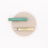 Traveler's Company Brass Fountain Pen Factory Green Limited Edition