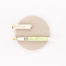 Pelikan Classic M200 Fountain Pen Pastel Green Special Edition