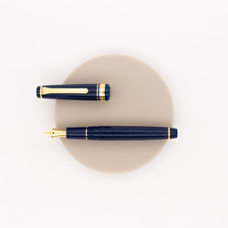 Sailor Professional Gear Slim Shikiori Fountain Pen Vega
