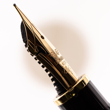 Leonardo Officina Italiana Speranza Fountain Pen Green Musk & Gold Limited Edition