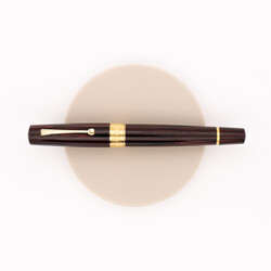 Leonardo Officina Italiana Speranza Fountain Pen Red Cherry & Gold Limited Edition