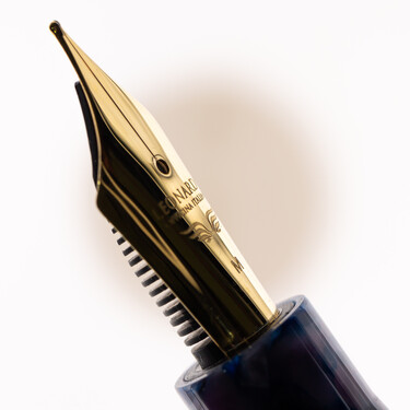 Leonardo Officina Italiana Replacement Steel Nib Gold