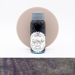 Robert Oster Shake 'N' Shimmy Stirling Silver Inchiostro 50 ml