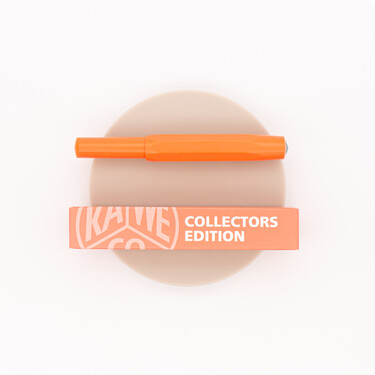 Kaweco Sport Fountain Pen Coral Collectors Edition 2020