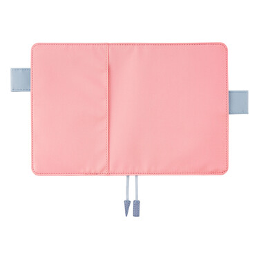 Hobonichi Techo Planner A6 Dreamy Pink Set Cover + 2021 Diary