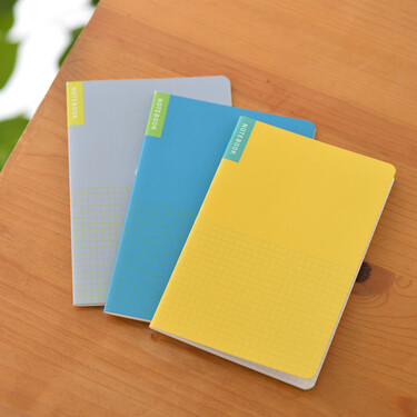 Hobonichi Memo Pad for Planner Set of 3 Notebooks A6 Tomoe River Paper