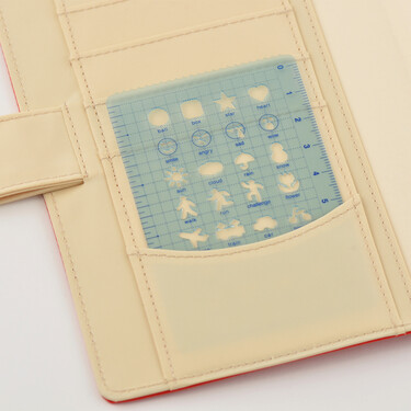 Hobonichi Stencil Activities
