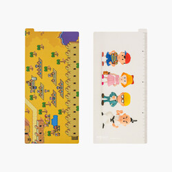 Hobonichi Pencil Board for Weeks Mother: Chosen Four
