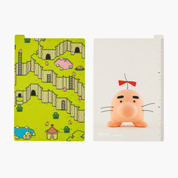 Hobonichi Pencil Board for Planner A6 Mother: Mr. Saturn