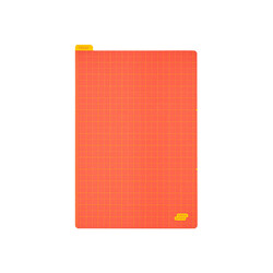 Hobonichi Pencil Board for Planner A6 Warm Red x Yellow
