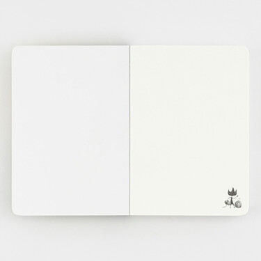 Hobonichi Paper(s) Eric by Shaun Tan Notebook A6 Tomoe River Paper Blank