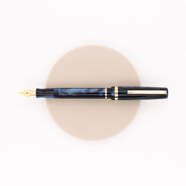 Esterbrook JR Pocket Pen Penna Stilografica Capri Blue