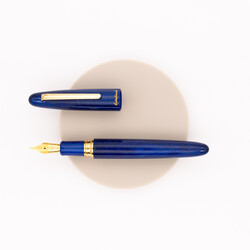 Esterbrook Estie Oversized Sparkle Fountain Pen Tanzanite Special Edition