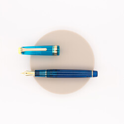 Sailor Professional Gear Fountain Pen Kure Azure Limited Edition